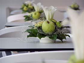 0ade26393 Květinová výzdoba zvýší image vašeho podnikání